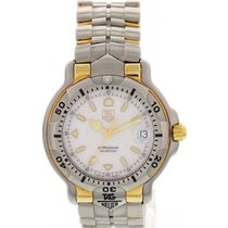 TAG Heuer Tag Heurer Professional 18k Yellow Gold & SS...