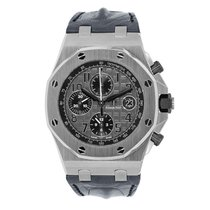 Audemars Piguet AP Royal Oak Offshore Chronograph Slate Grey Dial