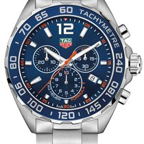 TAG Heuer FORMULA 1  CHRONOGRAPH 43mm Quartz Steel CAZ1014 BA0842