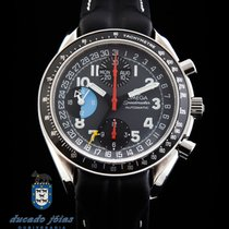 Omega Speedmaster Day-Date Schumacher
