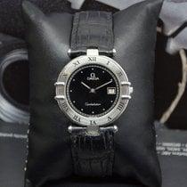 Omega CONSTELLATION DATE QUARTZ SWISS WRISTWATCH 1960360