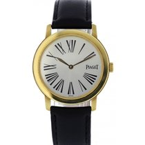 伯爵 (Piaget) Altiplano 18K YG 50920 W/ Box & Papers