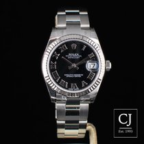 Rolex Lady-Datejust 31 Stainless Steel Mid Size Midi 31mm