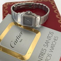 Cartier Santos Automatic Steel