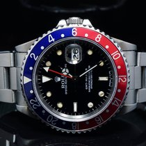 "Rolex 1997 GMT-Master ""Pepsi"", 16700, Boxed, MINT"