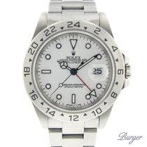 Rolex Explorer II White