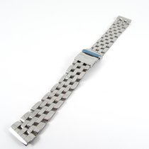 Breitling pilot bracelet lady 16mm new old stock (N.O.S)