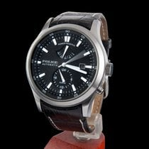 Police power reserve steel automatic