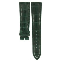 Μπρέιτλιγνκ  (Breitling) Green Crocodile Leather Strap 555p...