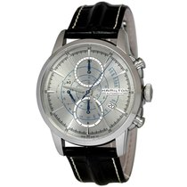 Hamilton Railroad Auto Chrono H40656781 Watch