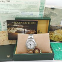 """ロレックス (Rolex) Explorer II """"Chicchi di Mais"""" Cream Mai..."""
