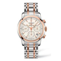 Longines The Saint-Imier Chronograph 41mm Mens Watch