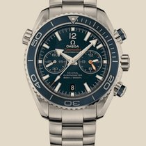 Omega Seamaster Planet Ocean 600 M Co-Axial Chronograph 45,5 мм