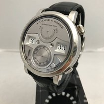 A. Lange & Söhne Zeitwerk Striking Time Platinum Very...