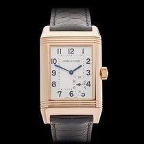 Jaeger-LeCoultre Reverso 8 Day 18k Rose Gold Gents 240.2.14 -...