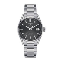 TAG Heuer Carrera 39mm Date Automatic Mens Watch Ref WAR211C.B...