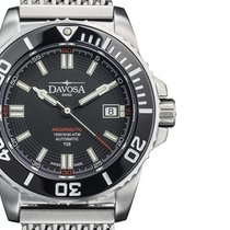 Davosa Swiss Argonautic Lumis TRITIUM 16152010 Men Wrist Watch...
