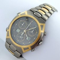Omega Seamaster Polaris Chronograph 1/100 Titan Gold