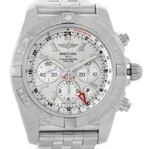 Breitling Chronomat GMT Steel 47mm Automatic AB0410