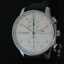 IWC Portugieser Chrono 3714 NEW