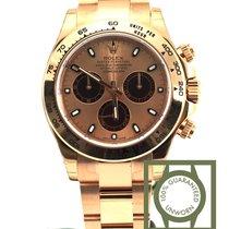 롤렉스 (Rolex) Daytona cosmograph pink gold pink dial 116505