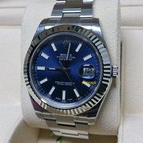 勞力士 (Rolex) Rolex Datejust 116334 Blue Index