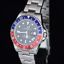 Rolex GMT-MasterII PEPSI M-Serie STICK 3186 EU BRILLIANT...