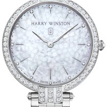 Harry Winston Premier Ladies Quartz 39mm prnqhm39ww002