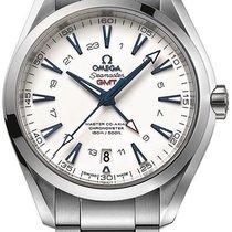 Omega Aqua Terra 150m Master Co-Axial GMT 43mm 231.90.43.22.04...