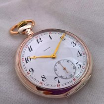 Zenith silver , serviced in good condition