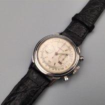 Movado steel chronograph