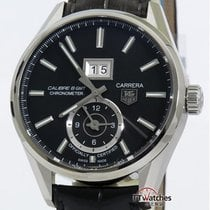 TAG Heuer Carrera Calibre 8 Gmt War5010  63% Off