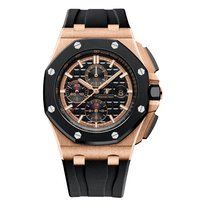 Audemars Piguet Royal Oak Offshore Chronograph Rose Gold Watch