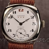 Longines Vintage 1926 Chilean Cushion Watch Top Condition Cal....