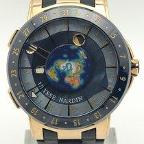 Ulysse Nardin Moonstruck 1062-113 18k Rose Gold Complete