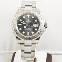 勞力士 (Rolex) Yacht-Master 116622 Rhodium Face Box & Papers...