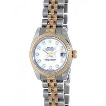 Rolex Datejust Lady 179173 Steel, Yellow Gold, Diamonds, 26mm