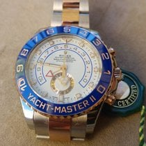 Rolex Yacht-Master II - Steel / Gold - 2017 - NEW - FULL SET