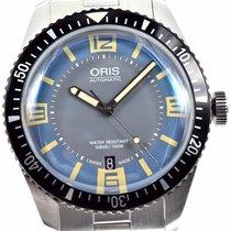 Oris Divers Sixty-Five 40mm 01-733-7707-4065 - Blue & Gray...
