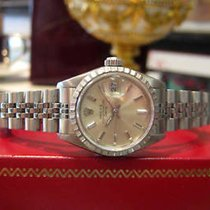 Rolex Oyster Perpetual Date Stainless Steel