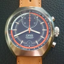 Oris Chronoris stainless steel