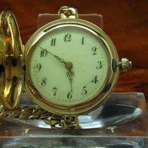 Dürrstein & Co. 14kt 585 Gold Damenuhr Armbanduhr /...