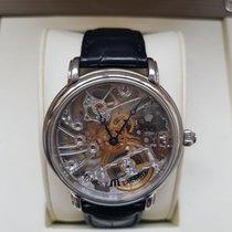 Maurice Lacroix Masterpiece Skeleton Watch 2006