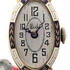Mido Ladies Wristwatch Enamel