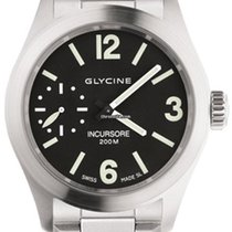 Glycine Incursore 46mm 200M manual Sap