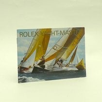 Rolex Yachtmaster Manual Booklet 2010 German