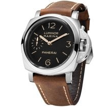 Panerai Luminor Marina 1950 3 Days 47mm Mens Watch Model PAM
