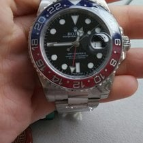 ロレックス (Rolex) GMT Master II White Gold 116719BLRO (NEW)
