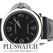Πανερέ (Panerai) LUMINOR BASE ACCIAIO - 44MM PAM00112 PAM112 112