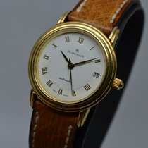 Blancpain Villeret Lady Automatic 26mm Date 18K Yellow Gold